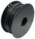 Elkabel 4x1.5 mm² svart