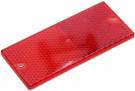 Reflex röd 90x45mm