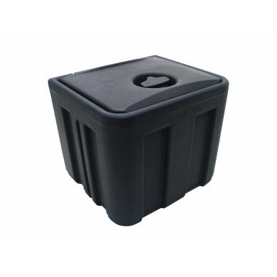 Verktygslåda L400xH350xD370mm plast